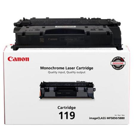 Canon 119 Black Original Standard Capacity Toner Cartridge (CRG-119)