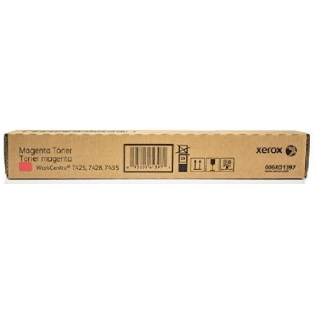 Xerox 006R01397 Magenta Original Toner Cartridge
