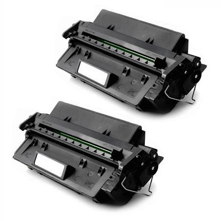 Compatible Twin Pack HP 96A Black Toner Cartridges