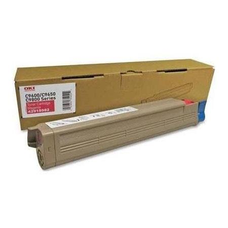OKI 42918982 Magenta Original Toner Cartridge