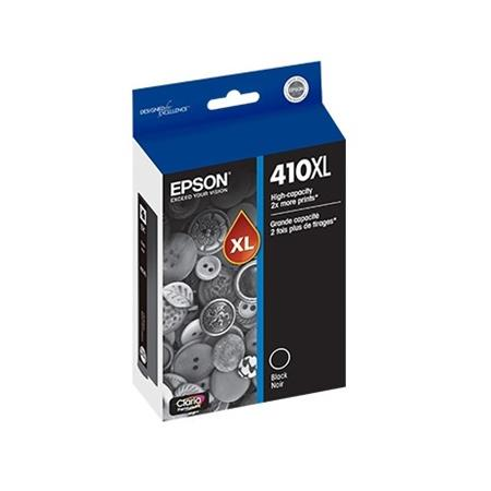 Epson 410XL (T410XL020) Black Original Claria Premium High Capacity Ink Cartridge