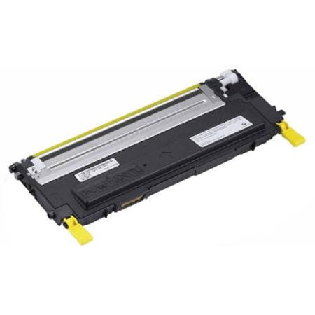 Dell 330-3579 Yellow Remanufactured Toner Cartridge