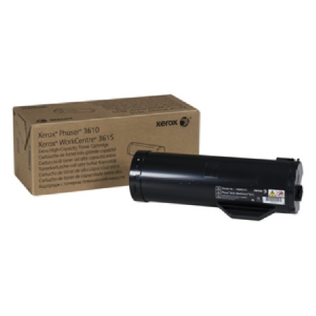 Xerox 106R02720 Black Original Toner Cartridge