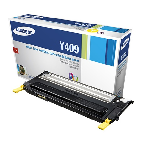 Samsung CLT-Y409S Yellow Original Toner Cartridge