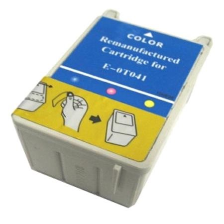 Epson T041 (T041020) Color Remanufactured Ink Cartridge