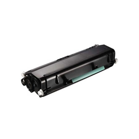 Dell 330-8986 Black Original Return Program Standard Capacity Laser Toner Cartridge