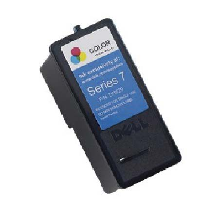 Dell CH884 (Series 7) Original High Capacity Color Ink Cartridge