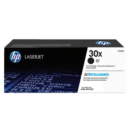 HP 30X (CF230X) Black Original High Capacity Toner Cartridge