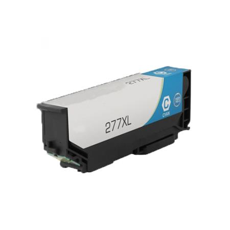 Epson 277XL (T277XL220) Cyan Remanufactured High Capacity Ink Cartridge