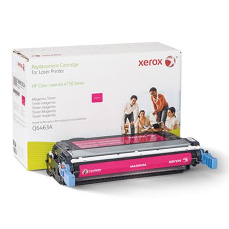 Xerox Premium Replacement Magenta Toner Cartridge for HP 644A (Q6463A)