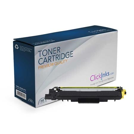 Brother TN223Y Yellow Remanufactured Standard Capacity Toner Cartridge