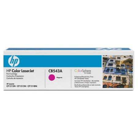 HP Color LaserJet CB543A Original Magenta Laser Toner Cartridge