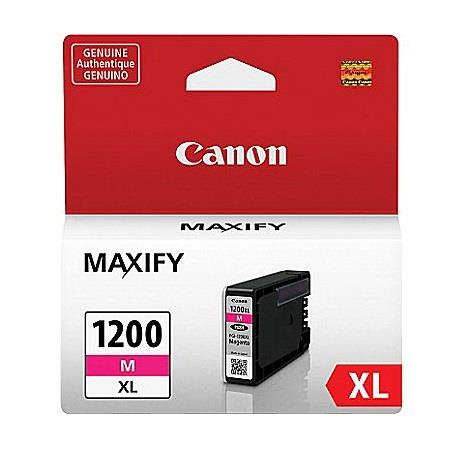 Canon PGI-1200XL (9197B001) Magenta Original High Capacity Ink Cartridge