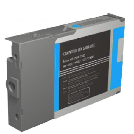 Compatible Cyan Epson T5432 Ink Cartridge (Replaces Epson T543200)