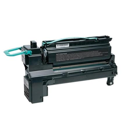 Compatible Black Lexmark C792X1KG Extra High Yield Toner Cartridge