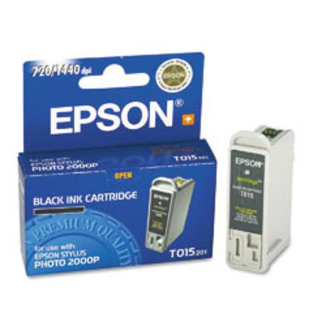 Epson T015 (T015201) Original Black Cartridge