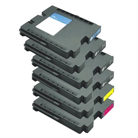 Clickinks 405688/91 Full Set + 2 EXTRA Black Compatible Ink Cartridges