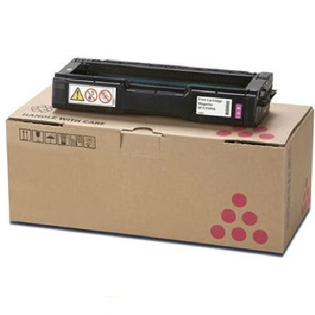 Ricoh 406346 Magenta Original Toner Cartridge