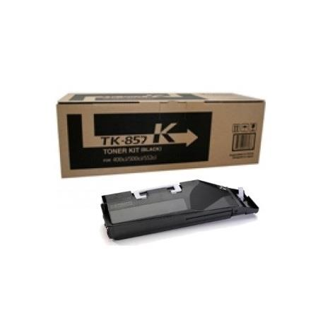 Kyocera-Mita TK-857K Black Original Toner Cartridge