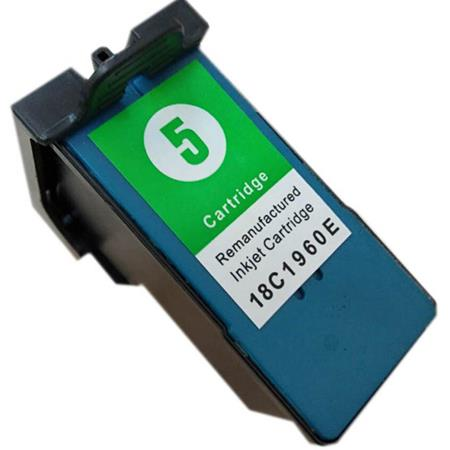 Compatible Color Lexmark No.5 Ink Cartridge (Replaces Lexmark 18C1960)