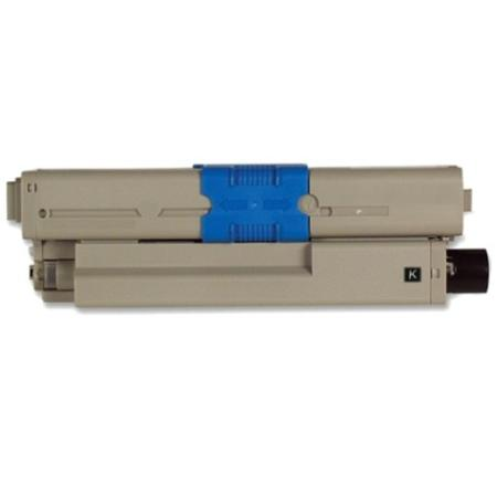 OKI 44469801 Black Remanufactured Standard Capacity Toner Cartridge