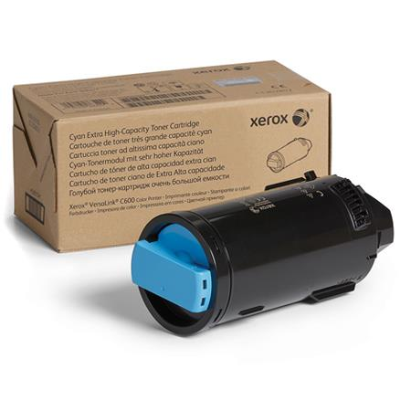 Xerox 106R03916 Cyan Original Extra High Capacity Toner Cartridge