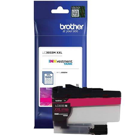 Brother LC3033M Magenta Original Extra High Capacity Ink Cartridge