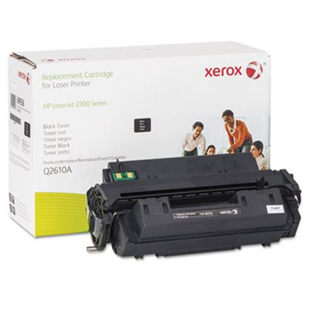 Xerox Premium Replacement Black Standard Capacity Toner Cartridge for HP 10A (Q2610A)