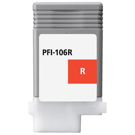 Canon PFI-106R (6627B001AA) Red Compatible Ink Cartridge