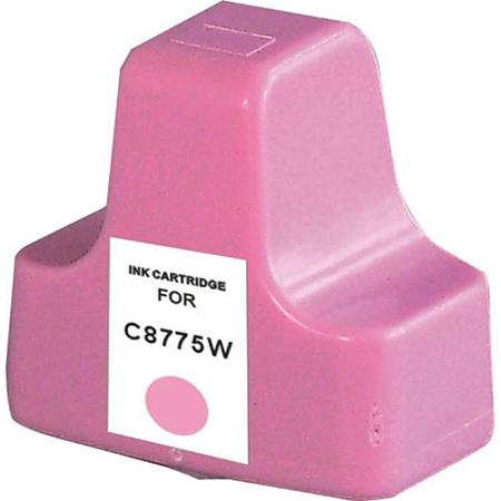 HP 02 Light Magenta Remanufactured Ink Cartridge (C8775WN)