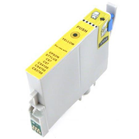 Compatible Yellow Epson T0884 Ink Cartridge (Replaces Epson T088420)