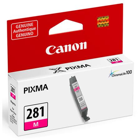 Canon CLI-281M Magenta Original Standard Capacity Ink Cartridge