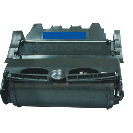 Compatible Black Lexmark 12A7465 Extra High Yield Toner Cartridge
