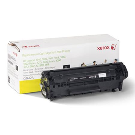 Xerox Premium Replacement Black Standard Capacity Toner Cartridge for HP 12A (Q2612A)