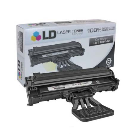 Dell 310-6640 (GC502) Original Black Toner Cartridge