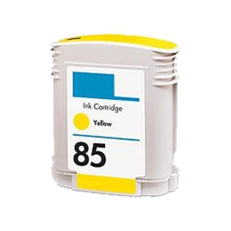 HP 85 Yellow Remanufactured Inkjet Cartridge (C9427A)