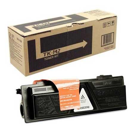 Kyocera Mita TK-142 Black Original Toner Cartridge