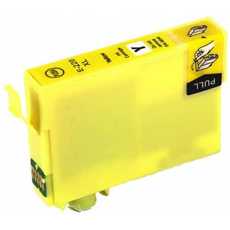 Epson 220XL Yellow Remanufacured High Capacity Ink Cartridge (T220XL420)