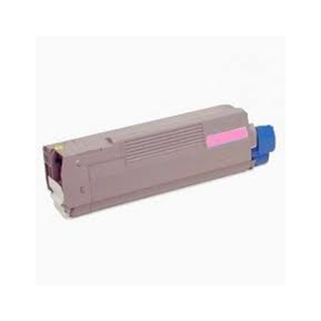 OKI 43487734 Magenta Remanufactured Toner Cartridge