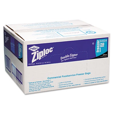 JohnsonDiversey Ziploc Freezer Bag