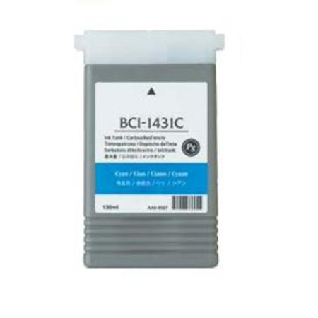 Canon BCI-1431C Cyan Compatible Ink Cartridge