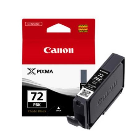 Canon PGI-72PBK Photo Black Original Ink Cartridge (6403B002)