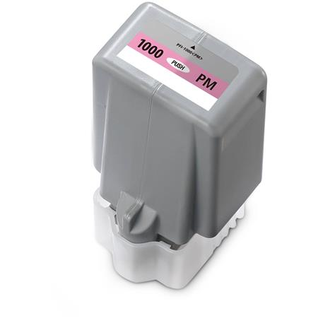 Compatible PhotoMagenta Canon PFI-1000PM Ink Cartridge (Replaces Canon 0551C001)