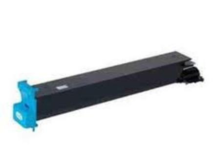 Konica-Minolta A0DK432 Cyan Remanufactured Toner Cartridge