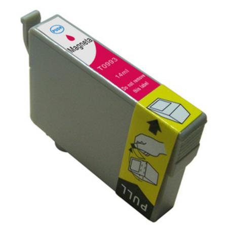 Epson T0993/T0983 Magenta Remanufactured High Yield Ink Cartridge