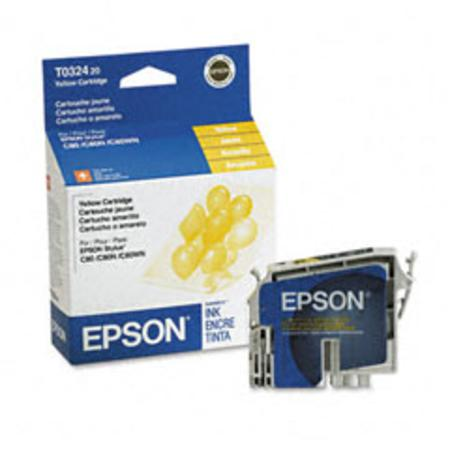 Epson T0324 (T032420) Original Yellow Ink Cartridge