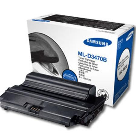 Samsung ML-D3470B Original Black High Capacity Toner Cartridge