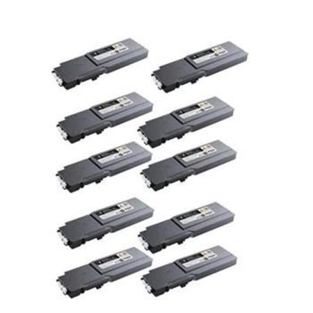 Compatible Multipack Dell 331-8429-30 2 Full Set + 2 EXTRA Toner Cartridges