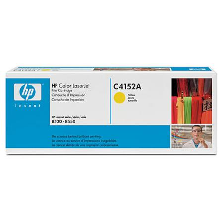 HP Color LaserJet C4152A Yellow Original Toner Cartridge with Ultraprecise Technology