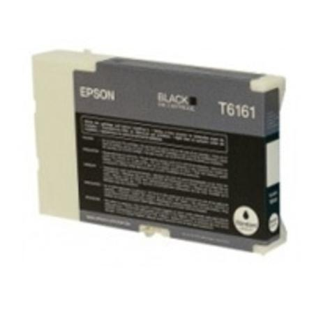 Epson T616100 (T6161) Black Original Standard Capacity Ink Cartridge